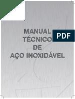 MANUAL TÉCNICO DE AÇO INOXIDÁVEL