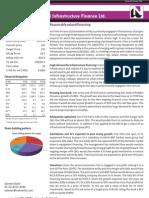 Srei Infrastructure Finance Ltd - NSSPL Research 08-10-10