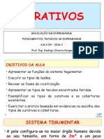 AULA 4 - FUNDAMENTOS TECNICOS - CURATIVO UNIC 2016-2