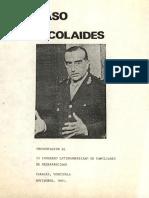 1981 - Caso Nicolaides