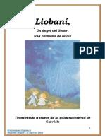 Mensaje del ángel Liobani