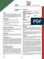 Technical data sheet NitoP