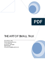 Art of Small Talk