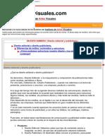diseño editorial - Newsartesvisuales 09 - Diseño Editorial y Publicitario 01 - Diseño Editorial y Publicitario - (ed