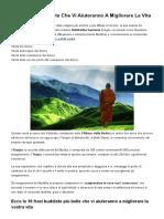 Le 16 Frasi Buddiste Che Vi Aiuteranno A Migliorare La Vita - Eticamente.net _ Eticamente