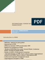 Ihrm Module 1.pptx