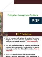 Module 4 Erp and Its Application