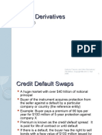 Ch23 Credit Derivatives