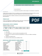 CLIO Diplomacia Segunda Fase Comentada CACD - 2019.pdf