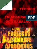 PROTEÇÃO E COMBATE A INCÊNDIOS