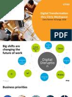 02 - Digital Transformation through Citrix Workspace v2