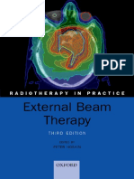 Radiotherapy in practice external beam therapy