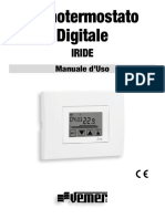 Manuale VE457800 Iride 230