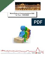 Premier tour des Municipales 2020. Résultats par bureau de vote à Toulouse
