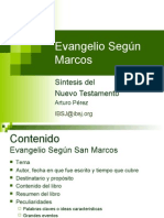 Evangelio de San Marcos - Analisis
