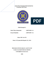 Komponen Pasar Keuangan Internasional dan perubahan Nilai Tukar_Kelompok 6_Kelas CP1
