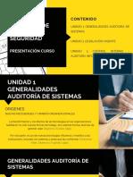 Modulo 1 - Generalidades