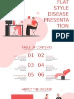 Flat Style Disease Presentation by Slidesgo.pptx