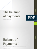 SL 4.1-4.2-4.3 Balance of Payments