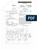 Phased array antenna system (US patent 7423588)