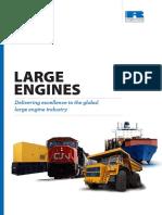 Ricardo Large Engines Brochure
