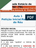 Direito Processual Civil II - aula 1.pptx