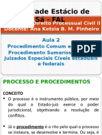 Direito Processual Civil II - aula 2.pptx