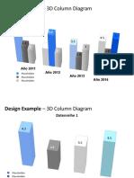 grafico de barra en 3d
