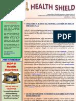 Health Sheid Forth Issue
