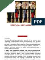 disciplina-Os Evangelhos