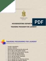 HK.training Program for Laundry
