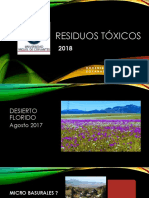 RESIDUOS PELIGROSOS 1 2018