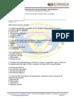 ACUMULATIVOS IV periodo 2018 HISTORIA DE COLOMBIA