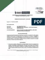 Comisión de Acusación llama a declarar a ministra del Interior por 'ñenepolítica'
