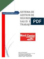 SG-SST MOVIL CENTER
