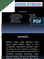 MANAGEMEN STRES