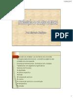 Análise de processos químicos (relembrando) Balanço de massa (ou material) - PDF Download grátis