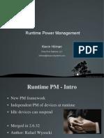 ELC-2010-Hilman-Runtime-PM