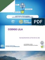 Resumen codigo lila (UCI)