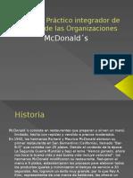 Trabajo Práctico integrador de Teoría de las Organizaciones (terminado)