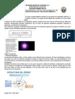 estructura atómica-  701
