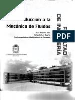 Mecanica de Fluidos Carlos Arturo Duarte