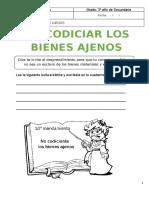 Tema 12 NO CODICIAR LOS BIENES AJENOS