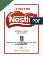 A Study on Nestle India_76757220.doc