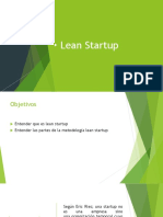 Semana 2 - Lean Startup