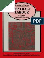 Jean-Marie Vincent - Abstract Labour_ A Critique (1991).pdf