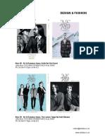Design & Fashion - March 2020