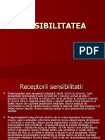 Curs 2 Neurologie sensibilitatea ppt