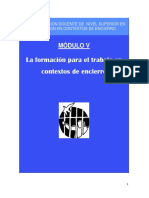 Modulo 5_Formación para el Trabajo en contexto de encierro
