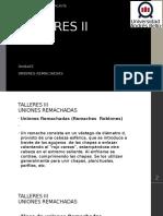 UNIDAD 1  UNIONES REMACHADAS TALLERES II.pptx